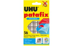 UHU PATAFIX ΔΙΑΦΑΝΟ